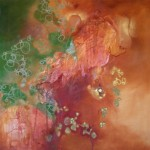 Non-toxic, Earth Oil Painting by Leah Mebane