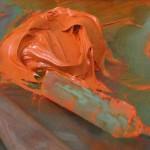Earth Oil Paint