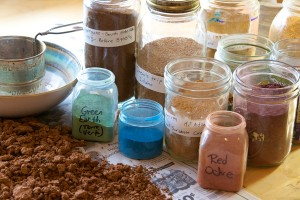 Natural Earth Pigments